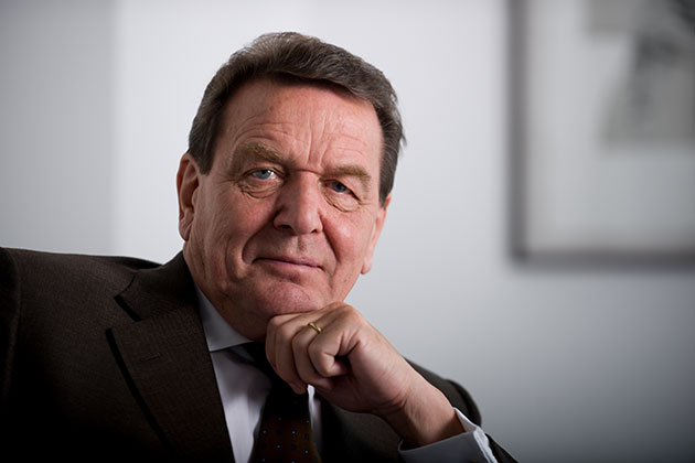 Speaker 2019 Gerhard Schröder - Unternehmertag